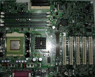 Intel d850gb socket 423 intel motherboard 735858142250 ebay